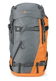 Рюкзак Lowepro Powder Backpack 500 AW – Grey/Orange (LP37230-PWW)