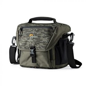 Сумка Lowepro Nova 170 AW II Mica and Pixel Camo (LP37122-PWW)