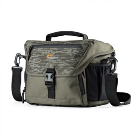 Сумка Lowepro Nova 180 AW II, Mica and Pixel Camo (LP37124-PWW)