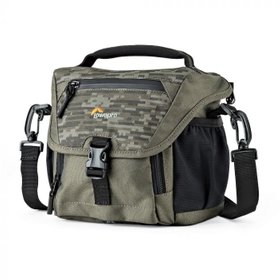 Сумка Lowepro Nova 140 AW II, Mica and Pixel Camo (LP37118-PWW)