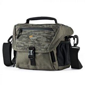 Сумка Lowepro Nova 160 AW II Mica and Pixel Camo (LP37120-PWW)